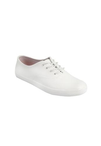 Easy Soft By World Balance white Anya Sneakers 0CDA9SHF2B5220GS_1