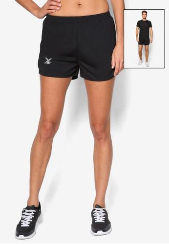 跑步運動esprit tw短褲, 服飾, 服裝