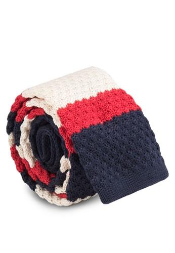Tesprit outlet 台灣riko 針織領帶, 飾品配件, 寬版領帶