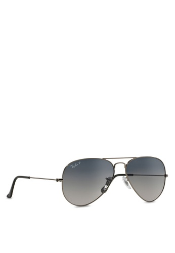 Buy Ray-Ban Aviator Large Metal RB3025 Polarized Sunglasses Online   ZALORA  Malaysia cf10672a4044