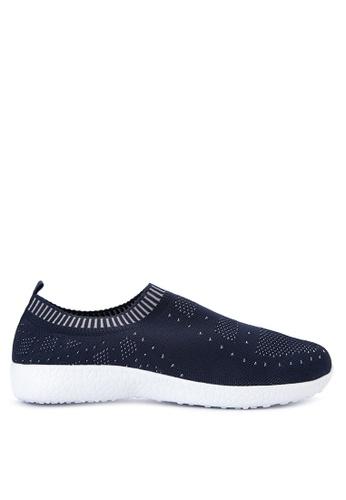Walk Lite navy WL Comfy Caiden Sneakers WA677SH0JK1SPH_1