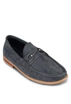 Horsebit Buckle Loafers