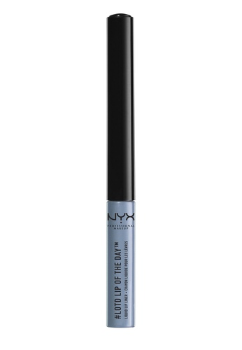 NYX Professional MakeUp blue Lip Of The Day Liquid Lip Liner - Kinetic 46AD6BEADEDF93GS_1