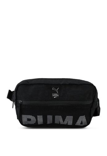 PUMA black EvoPLUS Crossbody Waist Bag CEEA4ACB1B30B2GS_1
