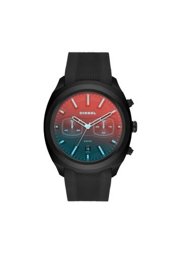 Diesel black Tumbler Watch DZ4493 65E83AC41C4008GS_1