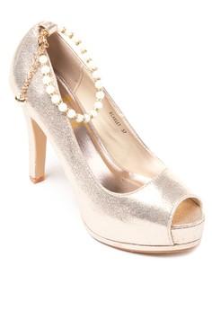 Scarlet High Heels