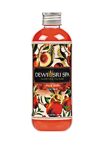 Dewi Sri Spa white DEWI SRI SPA PEACH DELIMA BODY WASH 3E452BE625690DGS_1