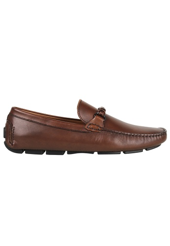 Tomaz brown Tomaz C258 Buckled Loafers (Coffee) FF82CSH7570580GS_1