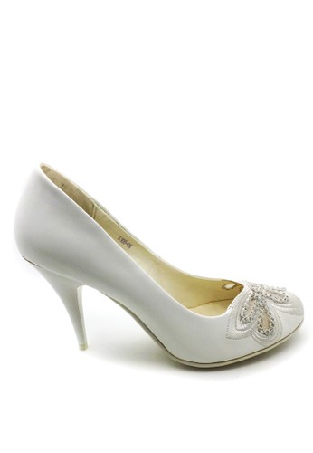 ED Heels L105-04 White