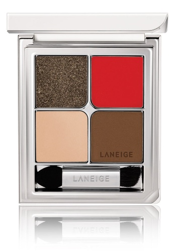 Laneige white Laneige Ideal Shadow Quad NO.10 Red Fox LA945BE0RJIIMY_1