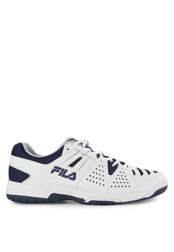 FILA white and multi Instrax FI346SH0VRRNID_1