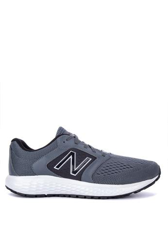New Balance grey 520 V5 Fr Sneakers B0786SH914FADEGS_1