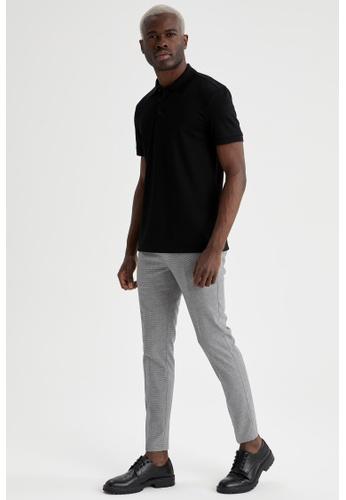 DeFacto grey Man Woven Trouser E4AAFAA359B806GS_1