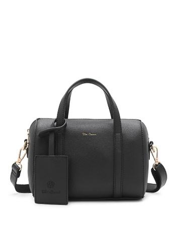 Wild Channel black Women's Hand Bag / Top Handle Bag 54C53AC331EB64GS_1
