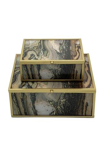 Maison Curio Lalia Trinket Box  Set of 2 965E7HLB8EBBFEGS_1