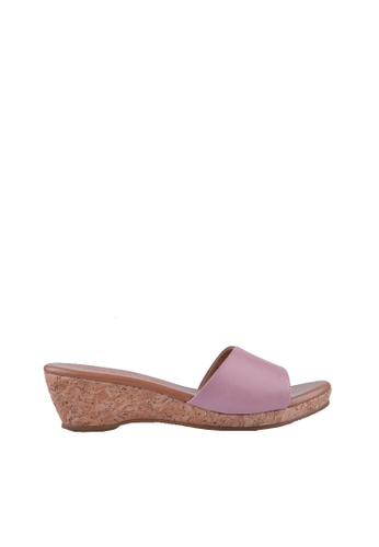 Hush Puppies pink Hush Puppies Catina In  Rose ED5E3SH47A28A6GS_1