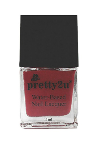 Pretty2u red Peel Off Water-Based Nail Lacquer 11 PR716BE88DGTMY_1