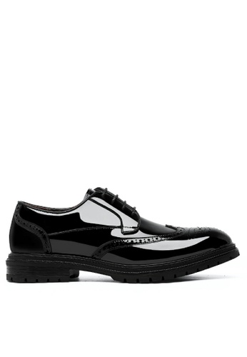 Twenty Eight Shoes Galliano Vintage Glossy Leathers Brogues DS673. 949B9SH51BD42DGS_1