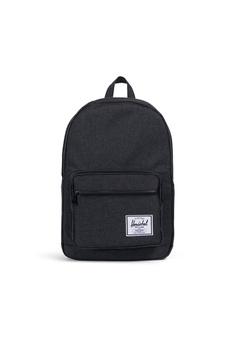 e11bfbf36b Herschel black Herschel Pop Quiz Backpack Black X Black - 22L  D70C4AC03FB0E1GS 1