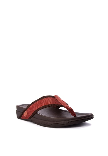699d4556c70b Shop Fitflop Surfer Sandals Online on ZALORA Philippines