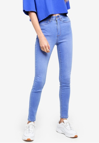 Factorie blue The High-Rise Skinny Jeans 3DF57AA42F7B94GS_1