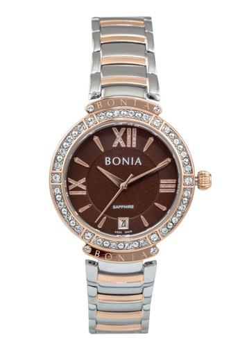BONIA silver Bonia BP10375-2643S - Jam Tangan Wanita - Silver Rosegold 9579DACD7736BEGS_1
