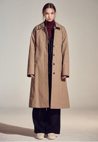 单面风衣esprit分店, 服飾, 外套