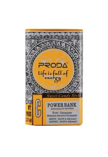 Stylebox orange Remax PPL-24 10000mAh Cooltaste Power Bank 70BF0ACE3D648AGS_1