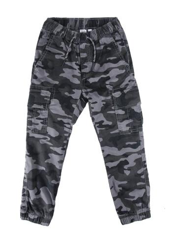 NWT Oshkosh 98/% Cotton Camo Pants Boy Size 10