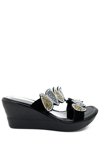 Emily Dillen black Emily Dillen Elda Shoes 20186-5041 Yellow EM028SH40LUDID_1