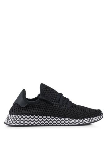 adidas black adidas originals deerupt w 38F26SH7517994GS_1