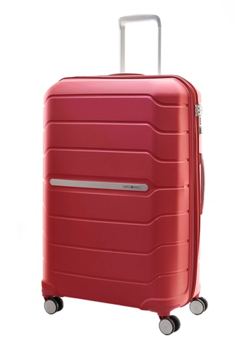 Samsonite red Samsonite Octolite Spinner 75/28 SA186AC61VYKSG_1