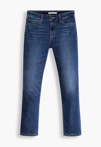 Levi's blue Levi's® Women's 711 Skinny Ankle Jeans 19558-0114 81456AA2F081B0GS_1