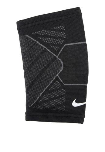 Nike black Nike Advantage Knitted Elbow Sleeve NI126AC70OQFMY_1