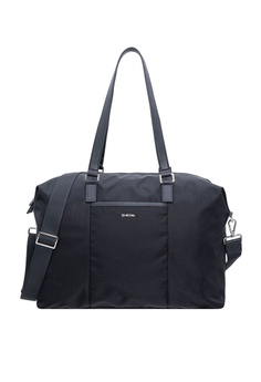 fb5d5808530f SEMBONIA black SEMBONIA Men Nylon Duffel Bag (Black) 57A82AC9A44044GS 1