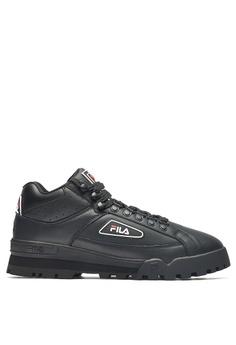 f26abd002b0c Fila black Modern Chic Sports Shoes 02FA7SH8BAC1E5GS 1