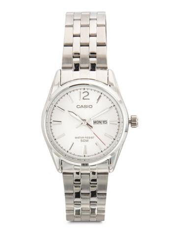 esprit暢貨中心三指針不銹鋼圓錶, 錶類, 飾品配件
