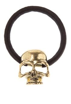Skull Ponytail