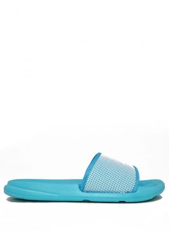 ACCEL white and blue Palaui W Sports Sandals 4502ESHAB041DCGS_1