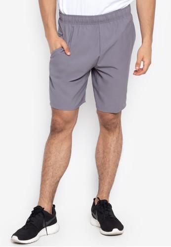Nike grey As M Nk Flx Shorts Woven 2.0 23A3FAAC591545GS_1