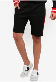 fc661d2e93e Polo Ralph Lauren black Athletic Shorts 73EEEAA56AB7C1GS 1