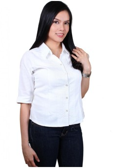 Amber Fashionable Ladies Work Shirts/Formal Shirt