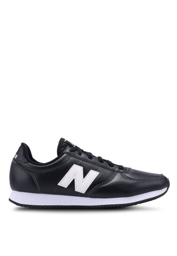 New Balance black 220 Lifestyle Shoes 42F86SH5B2F68CGS_1