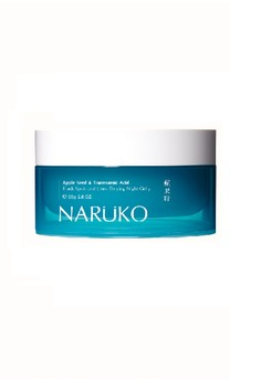 Naruko Apple Seed & Tranxamic Acid Black Spots & Lines Defying Night Gelly 80g