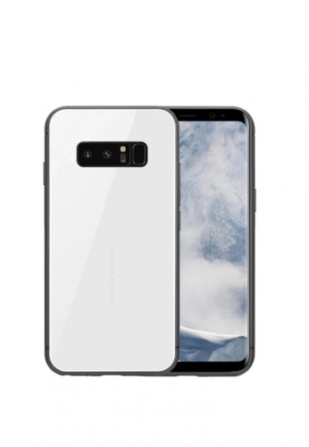 MobileHub white Xundd Mirror Series Case For Samsung Galaxy Note 8 E49AAAC8E98CE5GS_1