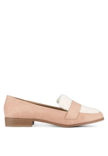Call It Spring beige Thisen Loafers CA512SH0SFCXMY_1
