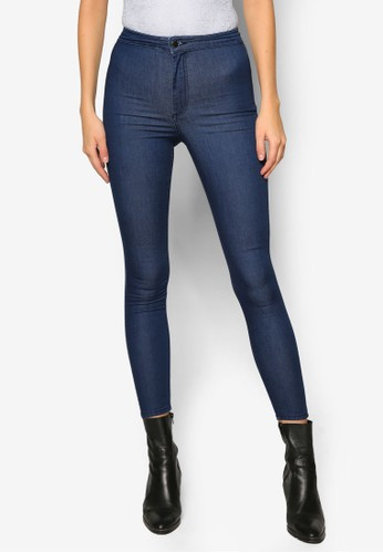Mesprit 評價OTO Joni 彈力窄管牛仔褲, 服飾, 服飾