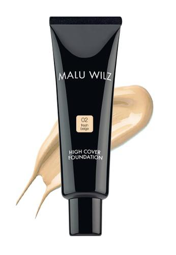 Malu Wilz beige High Cover Foundation 2 MA792BE58TWRMY_1