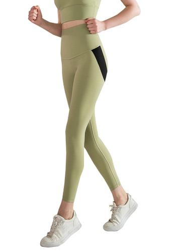 HAPPY FRIDAYS 翹臀瑜伽運動緊身褲(里外兩種穿法)QF152x C4E75AABD1D1E0GS_1