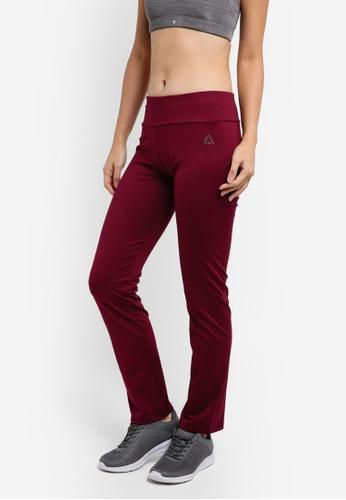 AVIVA red Long Pants 87E69AA3AC4E53GS_1